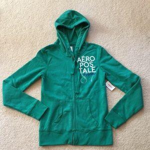 NWT Aeropostale zip up hoodie